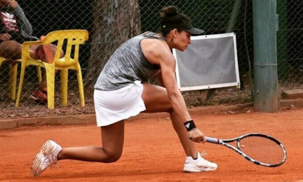 itf rebeca pereira tênis