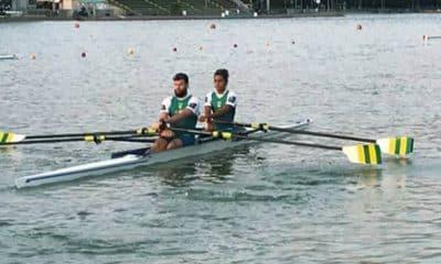 Diana Barcelos e Jairo Klug conquistam o ouro no Mundial