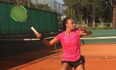 Erika Pereira é eliminada em estreia no ITF de Monastir