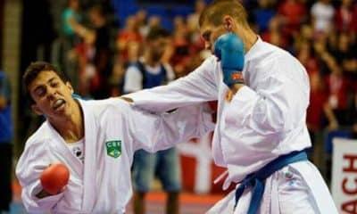 André Freire conquista a medalha de bronze na Etapa de Cancún