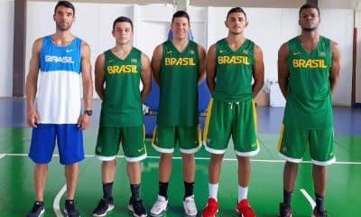 Brasil supera Venezuela em estreia nos Jogos Olímpicos