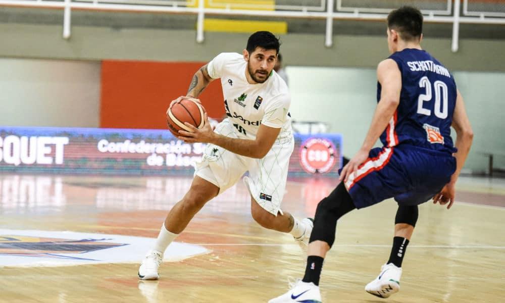 088f18dc64 Bauru Basket é superado pelo Quimsa na Liga Sul-Americana - Olimpíada Todo  Dia