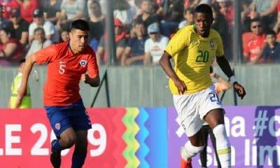 Em Santiago, seleção sub-20 empata com o Chile mais uma vez