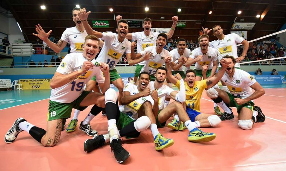 Brasil vence a Colômbia e garante vaga no Mundial Sub-21 de vôlei 44b3f4c88dfa7
