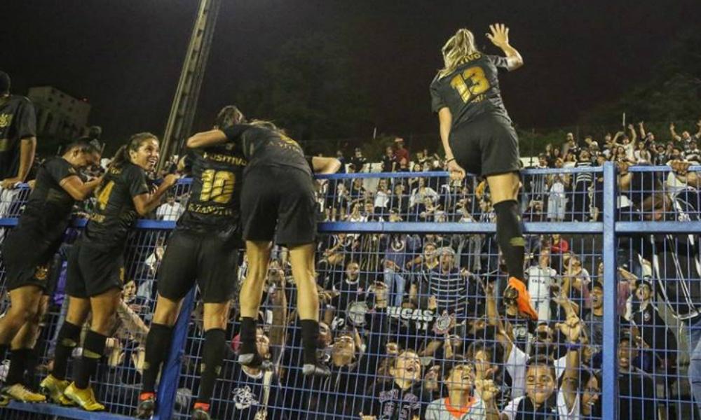 A festa da torcida alvinegra é por conta das meninas do Corinthians! Nesta  sexta-feira (26) 4f477828a859f
