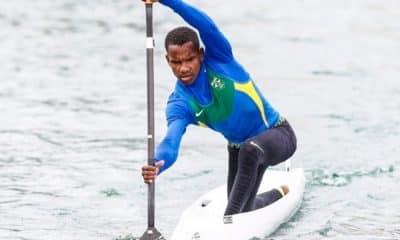Diego Nascimento não vai às quartas nos Jogos Olímpicos