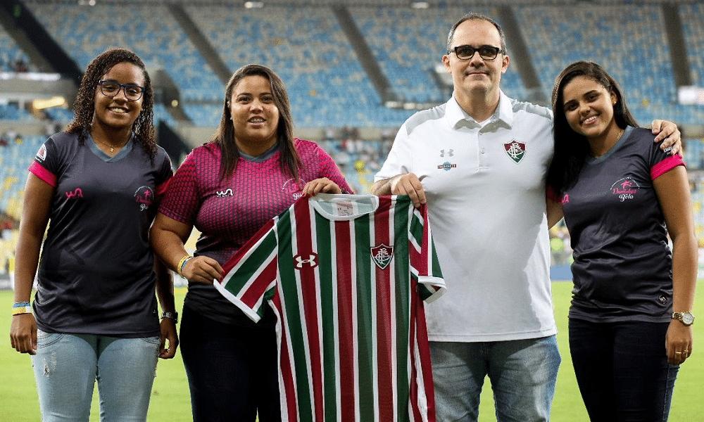 Fluminense fecha parceria para ter futebol feminino em 2019 6abf125e16980