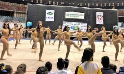 Torneio nacional reúne cerca de 400 atletas em São Bernardo
