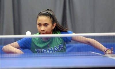 Giulia Takahashi avança nas duplas no Desafio Mundial