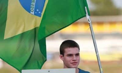 Marco de Graaff se despede dos Jogos Olímpicos no Top 10
