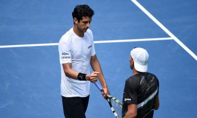 Marcelo Melo e Lukasz Kubot perdem em estreia no ATP Finals
