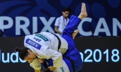 Brasil encerra participação no Grand Prix com seis medalhas
