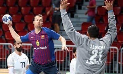 Com Thiagus Petrus, Barcelona vence Al-Najma no Mundial