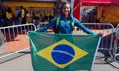 Maior equipe do Brasil nos Jogos da Juventude é do Atletismo