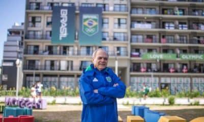 Paulo Wanderley Teixeira - COB - Jogos Olímpicos da Juventude