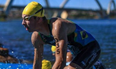 Pedro Henrique Boff termina prova em 20º nos Jogos Olímpicos