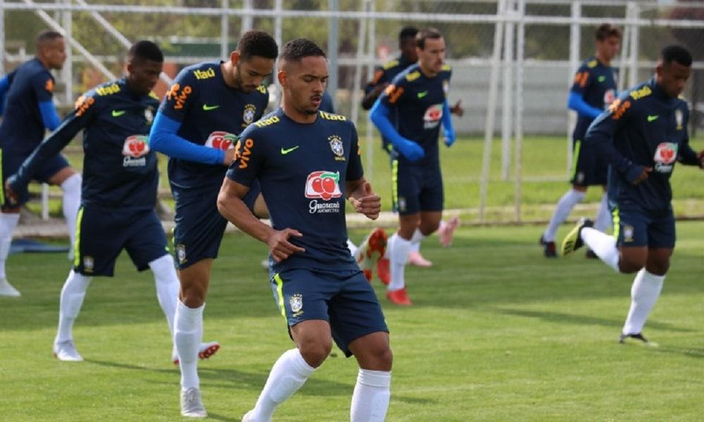 Seleção Sub-20 já está no clima do Sul-Americano 2019 7533694ef8aa0