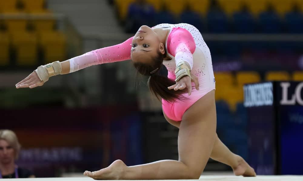 Thaís Fidélis aposta na força da equipe feminina no Mundial - Olimpíada  Todo Dia 75a393468f24f