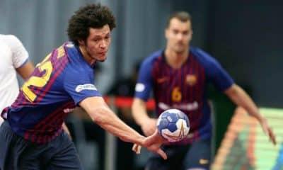 Thiagus Petrus - Barcelona -Champions League de handebol