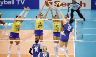 Brasil é atropelado pela Sérvia e sofre 1ª derrota no Mundial
