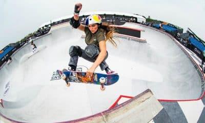 Vans Park Series skate adiamento yndiara asp skate park