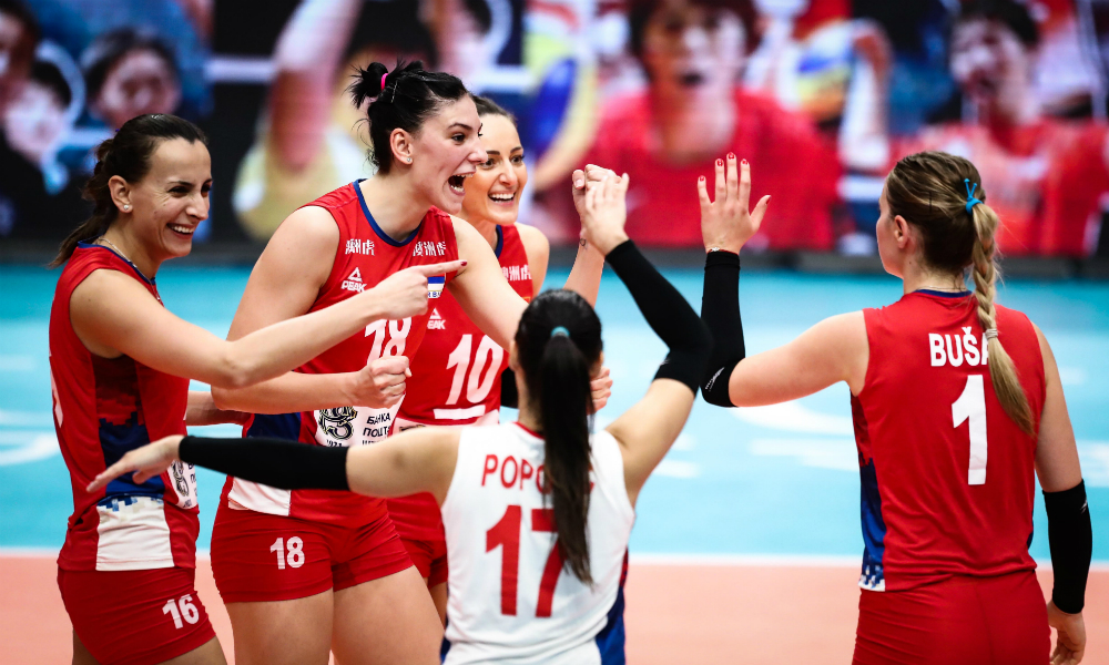 ASSISTA AO VIVO  Sérvia x Itália - Mundial de vôlei feminino 31b61c419f785