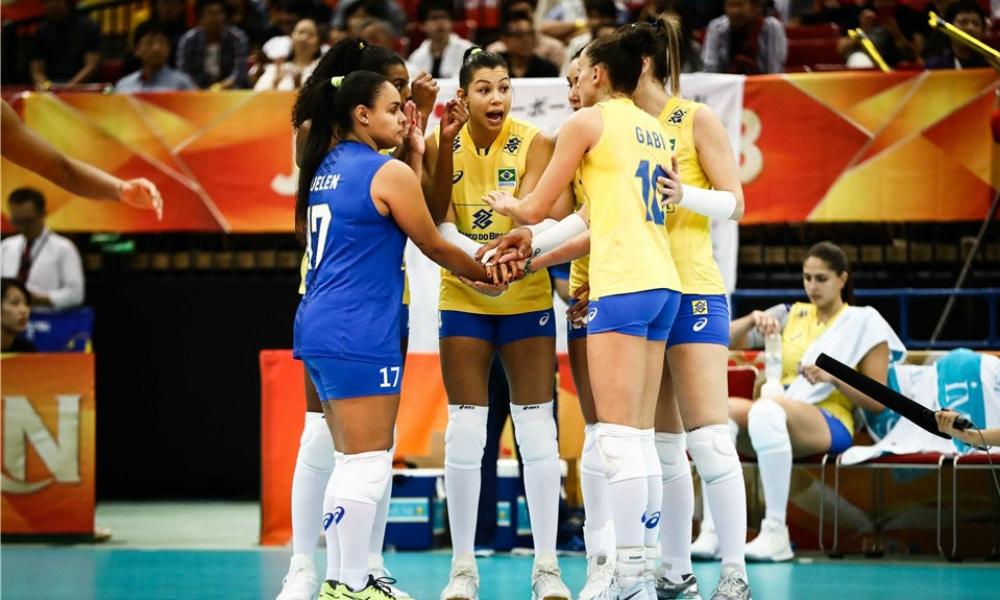 Seleção feminina pega Coreia do Sul 944a05edd31b0