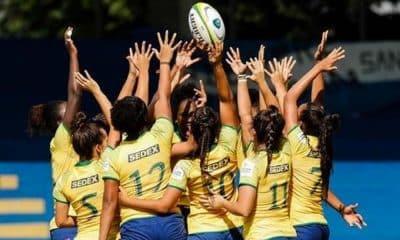 eleção Brasileira Feminina de Rugby Sevens - Fotojump Tabela do Torneio Valentin Martínez SulAmericano feminino de rugbi sevens