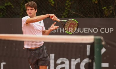 Wild e Matos disputam vaga na chave principal do Rio Open