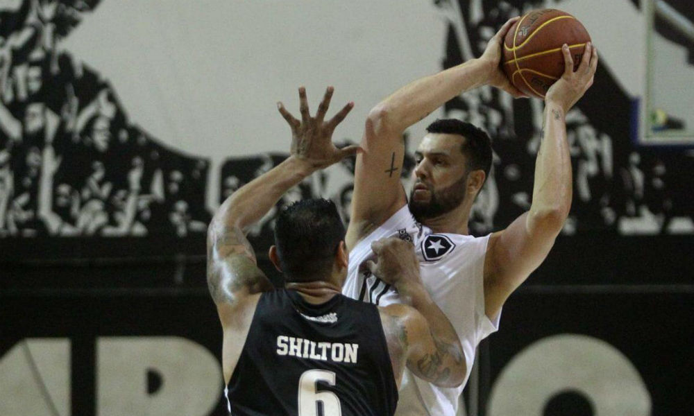 Corinthians x Botafogo no basquete masculino