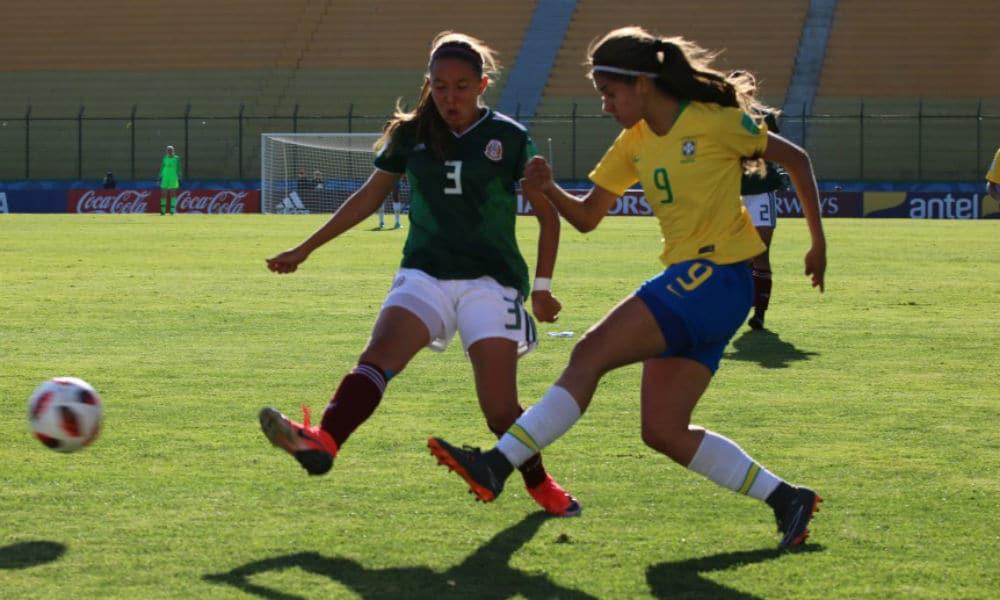 3814bbf47b ASSISTA AO VIVO  Brasil x México - Copa do Mundo sub-17 feminina