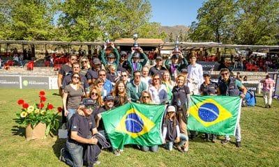 Brasil encerra Sul-americano da Juventude com saldo positivo