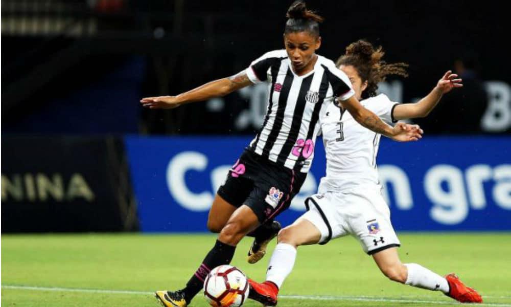 Futebol. Santos joga bem e goleia Colo-Colo na Libertadores feminina. 20 de  novembro de 2018. Pedro Ernesto Guerra Azevedo Santos FC 7ff41d33def6b