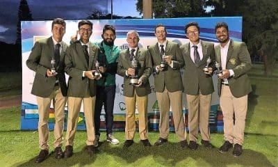 Brasil é campeão da Copa Los Andes, o Sul-americano por equipes