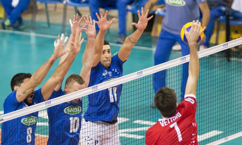 Trentino vence e Cruzeiro está eliminado do Mundial b403f206200ef
