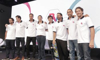 Atletas se unem por projetos sociais a favor do esporte