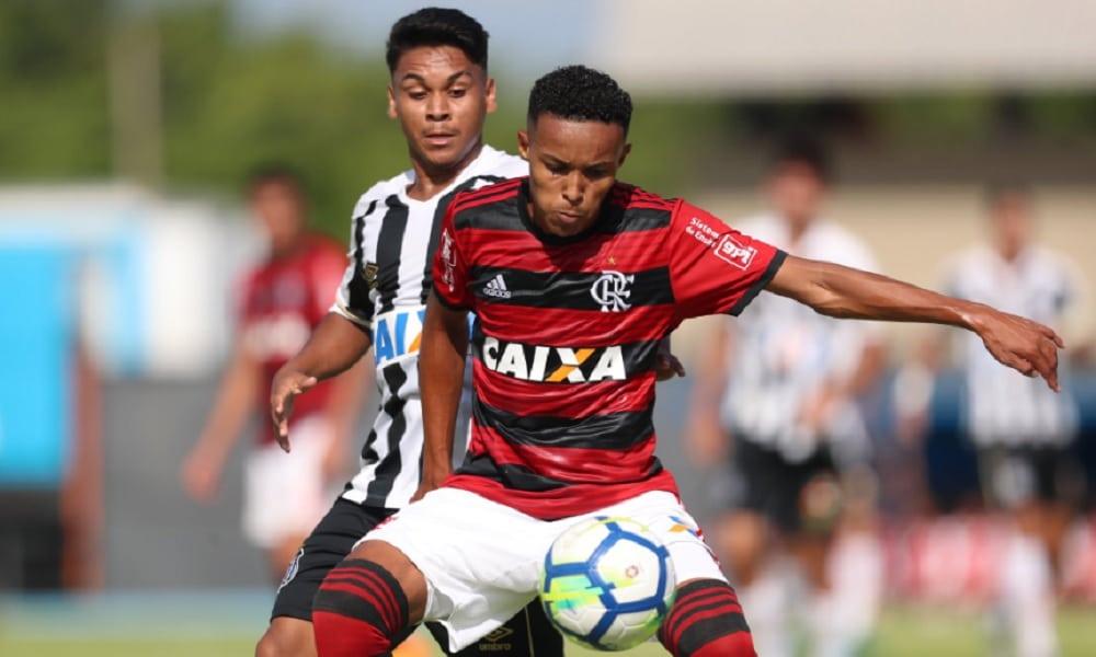 Flamengo x Santos - Copa do Brasil Sub-17