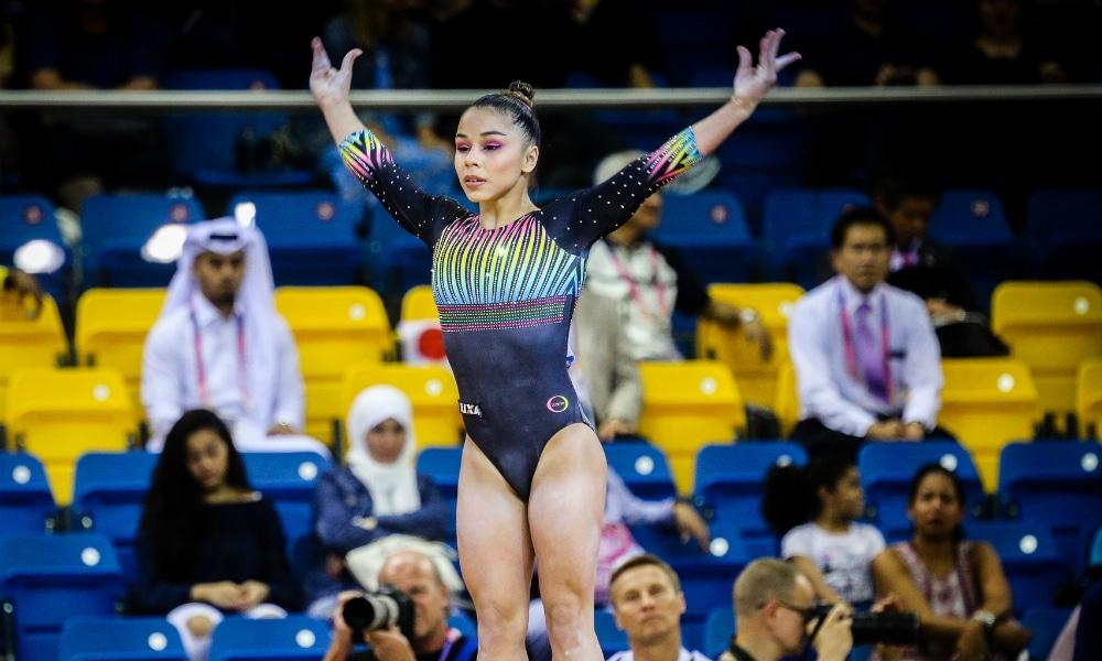 Flávia saraiva individual geral feminino jogos olímpicos tóquio 2020