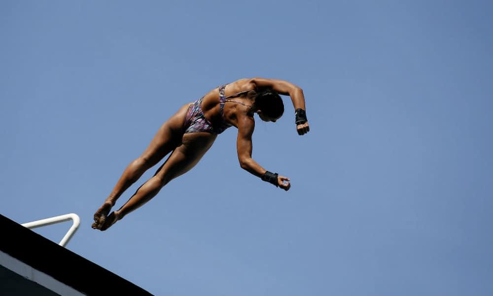 Conheça mais sobre Ingrid Oliveira, atleta dos saltos ornamentais que disputará a plataforma de 10m feminina nos Jogos Olímpicos de Tóquio 2020