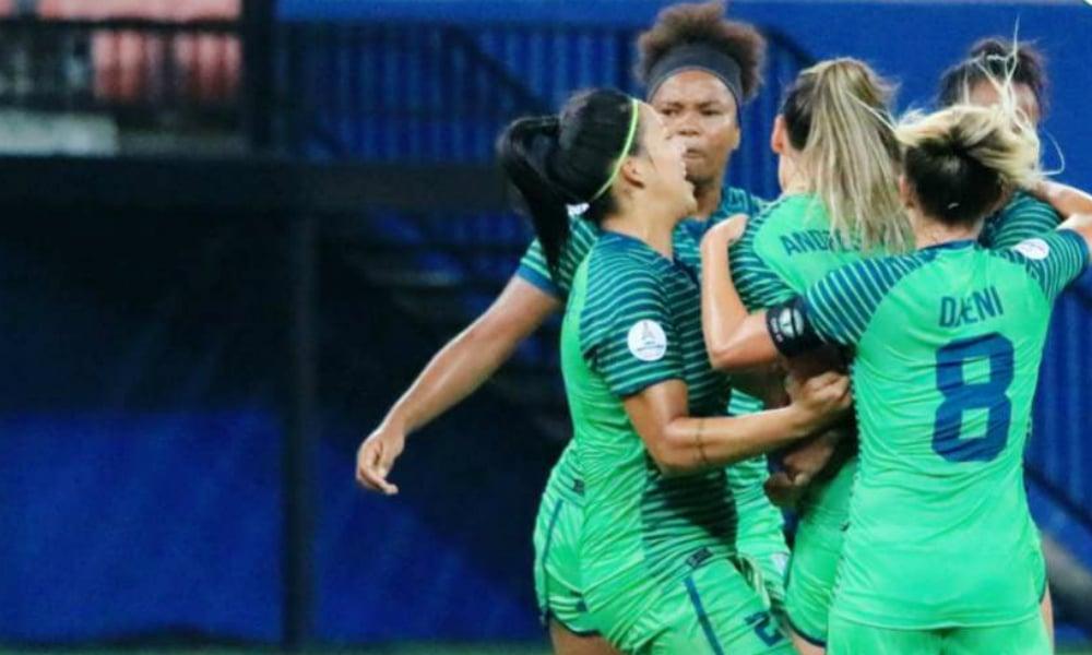 f2b6bdb364 ao vivo  Huila x Iranduba - Semifinal Libertadores feminina de futebol