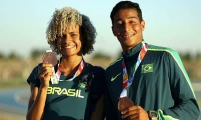 Atletismo Campeonato Brasileiro Sub-20