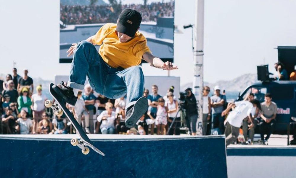 Luiz Francisco - Skate Park