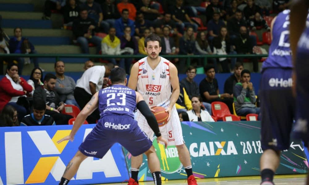 3039e9506f Confira a tabela da Copa Super 8 masculina de basquete de 2018