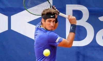 Orlando Luz avança à chave principal de simples na Argentina