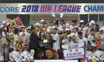 Nos pênaltis, Red Angels conquista o título sul-coreano