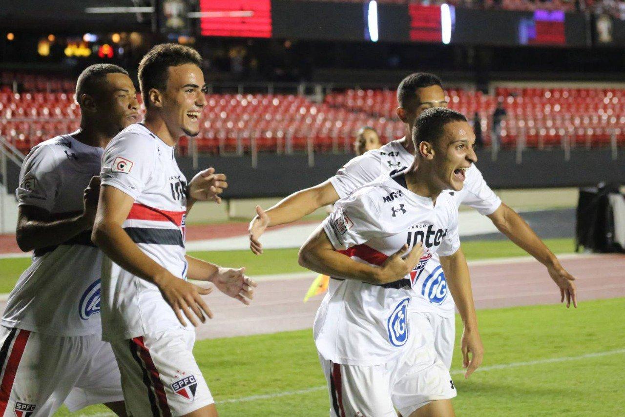 Ao vivo  Palmeiras x São Paulo - Supercopa Sub-20 3cc1b7d02bc18