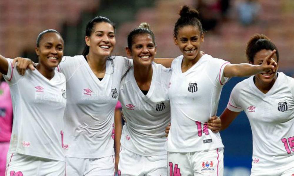 AO VIVO  Santos x Sport Girls pela Libertadores de Futebol Feminino 134f1ab467bf2