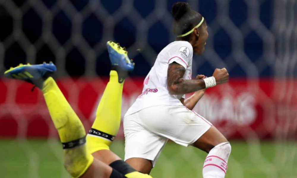 7cb1c375c3 AO VIVO  Santos x Colo-Colo pela Libertadores de Futebol Feminino