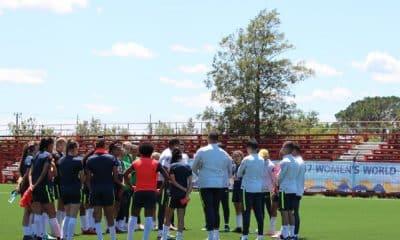 Brasil x África do Sul - Mundial feminino Sub-17