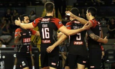 Maringá, Itapetininga, Taubaté, Sesc e Sesi vencem na Superliga